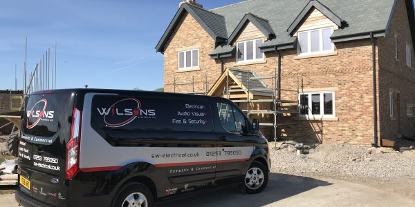 Home - Electricians in Lytham St Annes - Wilsons Electrical AV & Security